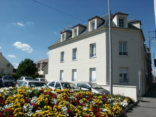 Résidence «Villa des Charpentiers » à La Chapelle en Serval