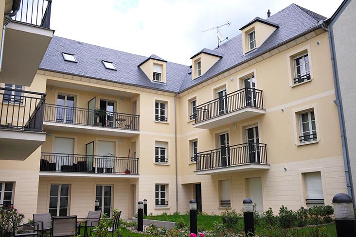 Résidence sise 958 rue de Paris La Chapelle en Serval