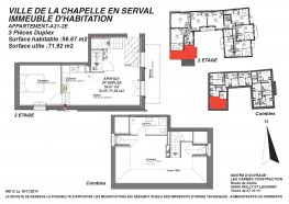 La Chapelle en Serval A21