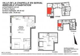 La Chapelle en Serval A22