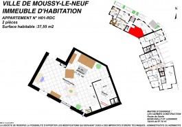 Moussy le Neuf Bat H n°1