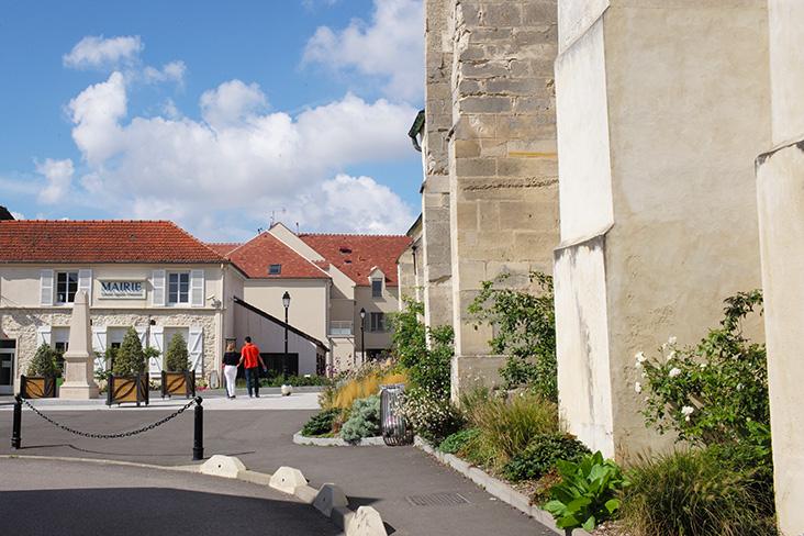 Résidence « Le Clos de Moussy » phase 3 – bâtiment G