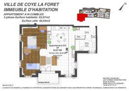 COYE LA FORET A16