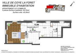 COYE LA FORET A17