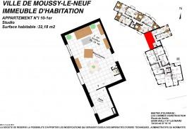Moussy le Neuf Bat I n°10