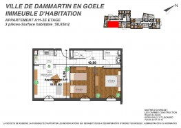 DAMMARTIN EN GOELE A11