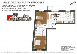 DAMMARTIN EN GOELE A12