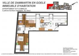 DAMMARTIN EN GOELE A17