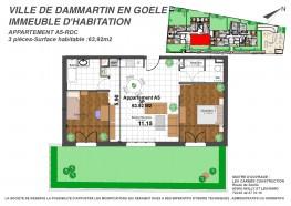 DAMMARTIN EN GOELE A5