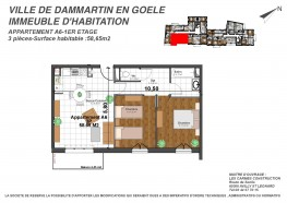 DAMMARTIN EN GOELE A6