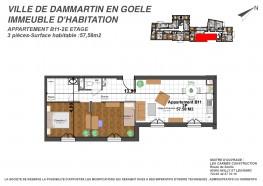 DAMMARTIN EN GOELE B11