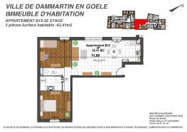DAMMARTIN EN GOELE B12