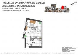 DAMMARTIN EN GOELE B13