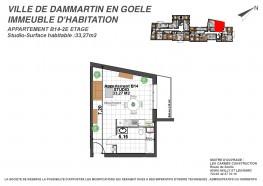 DAMMARTIN EN GOELE B14