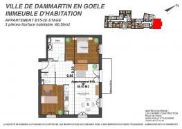 DAMMARTIN EN GOELE B15