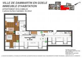DAMMARTIN EN GOELE B16