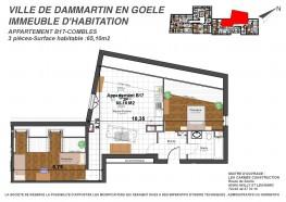 DAMMARTIN EN GOELE B17