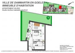 DAMMARTIN EN GOELE B3