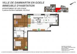 DAMMARTIN EN GOELE B7