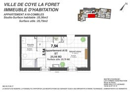 COYE LA FORET A18
